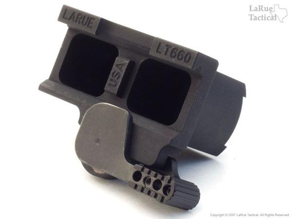 Aimpoint Micro T-1 2MOA/M4 QD Mount Combo