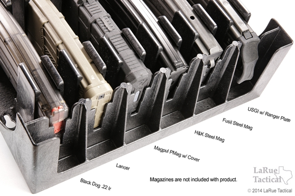 MagStorage Solutions AR-15 Magazine Storage