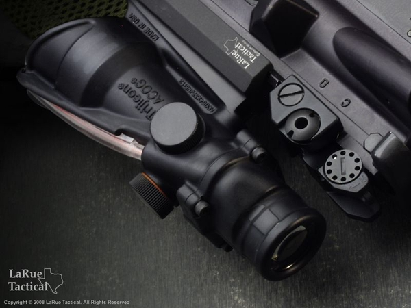 Trijicon 4x32 TA31F ACOG® Scope and QD Mount