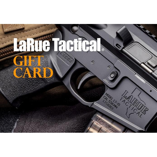 LaRue Gift Card - Trigger