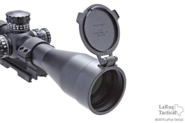 Burris XTR II 4-20x50 Riflescope with SCR Mil/MOA Reticle (34mm) with LaRue QD Mount
