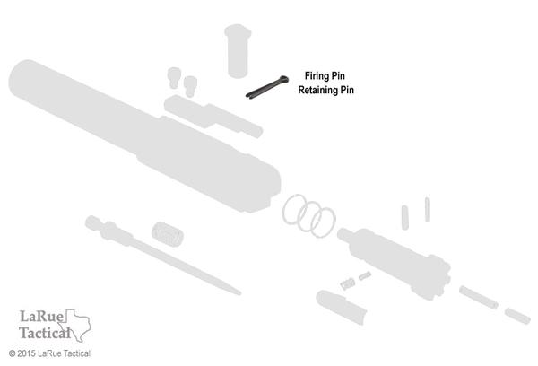 LaRue 7.62 Firing Pin Retaining Pin