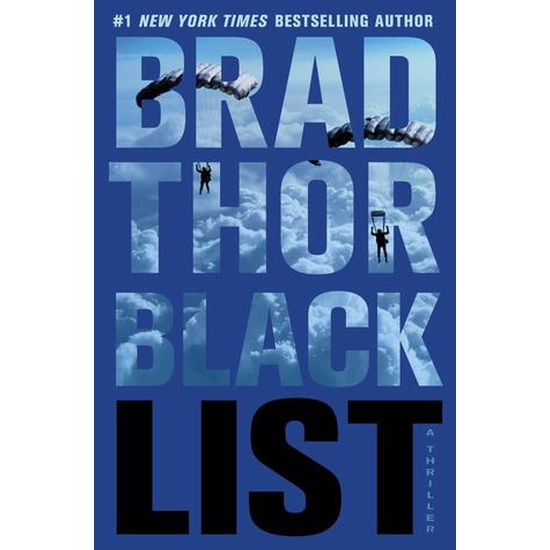 Book/ Black List by Brad Thor