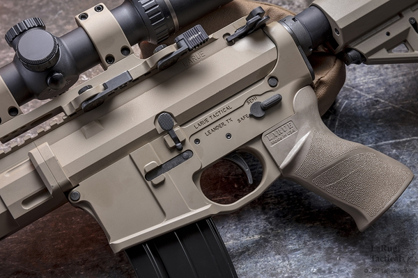 LaRue Tactical 6.5 Grendel FDE Rifle