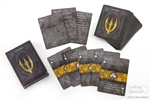 TACOST Card Sets by TRICON