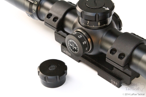 Bushnell LRHS 3-12x 44mm and LT Mount