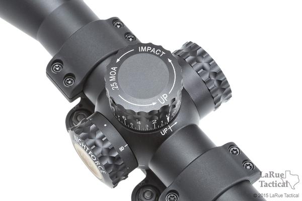 NightForce 5-25×56 ATACR F1 Riflescope and QD Mount