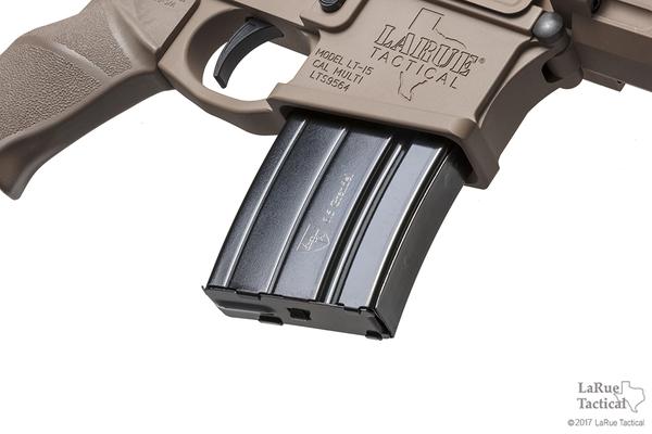 Larue Tactical 6 5 Grendel Fde Rifle Larue Tactical