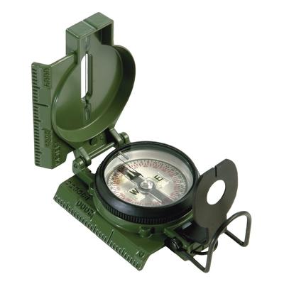 Image 2 of Compass/ Cammenga Lensatic w/ Tritium