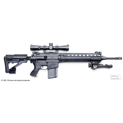 Image 2 of 18 Inch LaRue Tactical OBR (Optimized Battle Rifle) Complete 7.62 Rifle