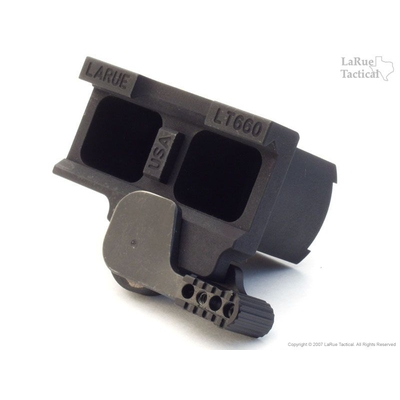 Image 2 of LaRue Tactical Aimpoint Micro Mount LT660, LT660HK or LT661