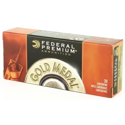 Image 2 of Federal Premium GMM .223 Rem  77 Gr. SMK