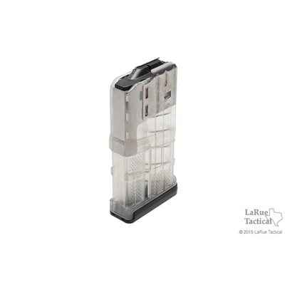 Image 2 of Lancer L7 Advanced Warfighter Magazine, 20 Round, Clear for 7.62mmX51 (.308win)