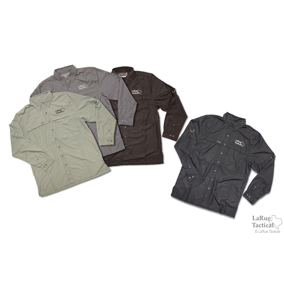 Image 1 of LaRue MicroFiber Game Guard Shirt - Long Sleeve