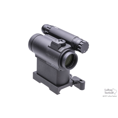 Image 2 of Aimpoint Comp M5 w/ LaRue Tactical QD Mount