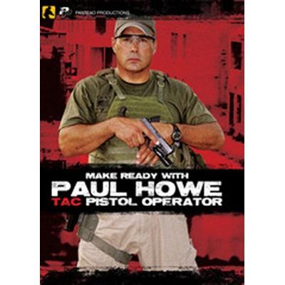 Image 1 of DVD/ Paul Howe Tac Pistol Operator