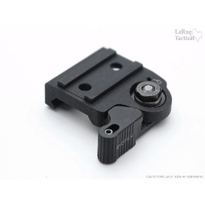 Image 1 of LaRue Tactical QD Mount-Low for Leupold Prismatic, LT691