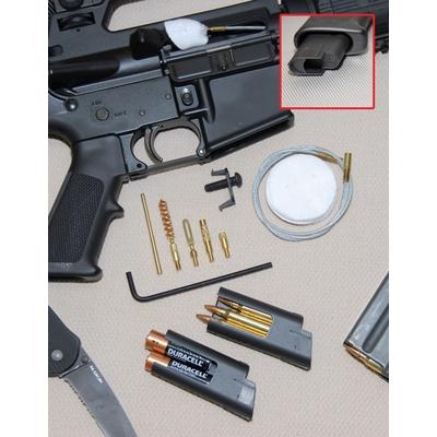 Image 2 of Otis Cleaning System AR15-M16 Grip Kit