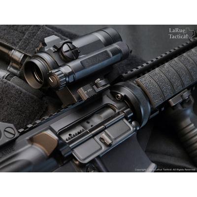 Image 2 of Aimpoint Comp M4s w/ LaRue Tactical QD Mount