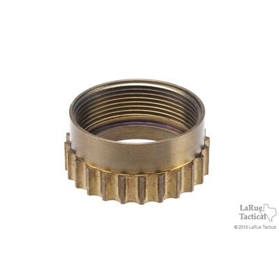 Image 1 of LaRue Barrel Nut for 7.62 OBR & PredatAR
