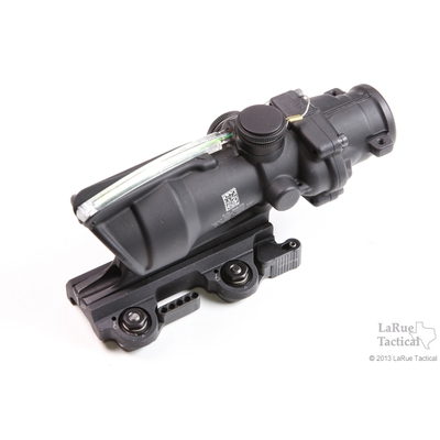 Image 1 of Trijicon ACOG TA31H-G 4x32 Scope w/ Horseshoe / Dot Reticle and M4 BDC and LT100 QD Mount