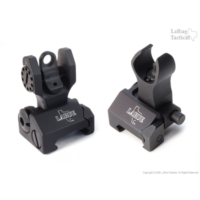 Image 1 of Troy HK Style Front & Rear Sight COMBO