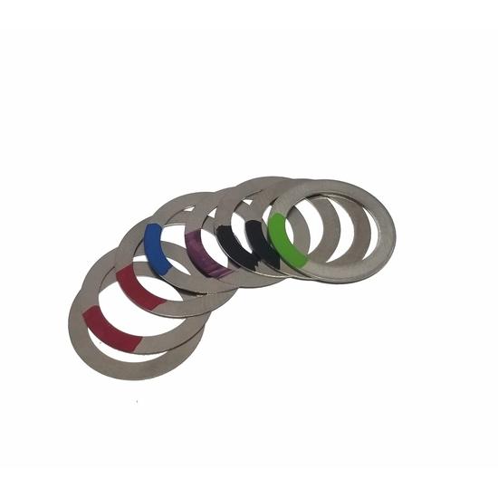 Image of LaRue 5.56 Muzzle Brake/Adapter Shim Kit