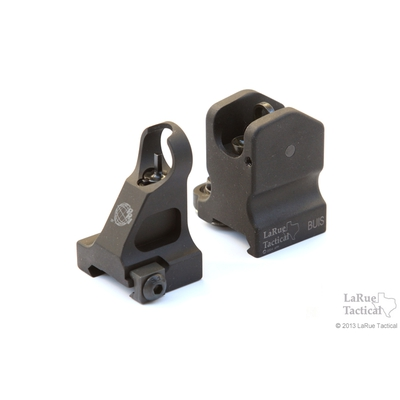 Image 1 of PRI Fixed Rail Mounted Front Sight and LT103 B.U.I.S. Combo