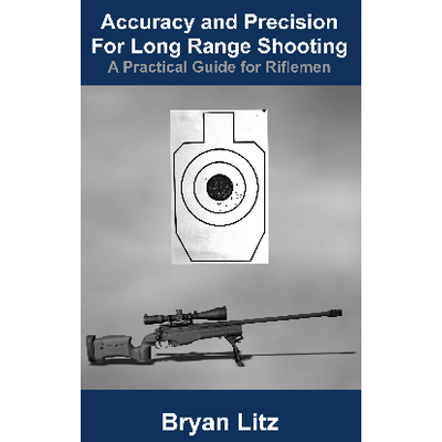 Image 1 of Book / Applied Ballistics Accuracy and Precision for Long Range Shooting