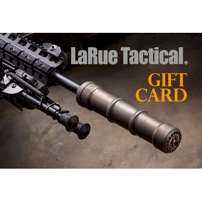 Image 1 of  LaRue Gift Card - Tranquilo