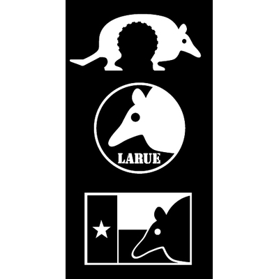 Image 2 of LaRue Vinyl Decals/Stickers