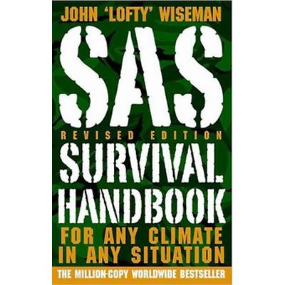 Image 1 of Book - Survival - SAS Survival Handbook - John Wiseman
