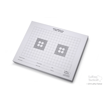 Image 1 of LaRue 100-Count Target Pads