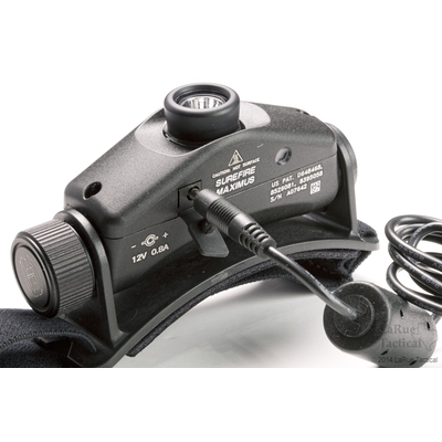Image 2 of SureFire Maximus Rechargeable Variable-Output LED Headlamp