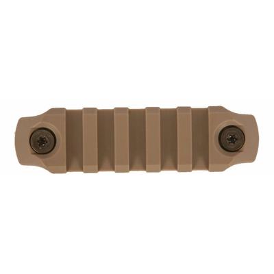 Image 1 of BCM KeyMod 3 Inch Picatinny Rail Section, Nylon