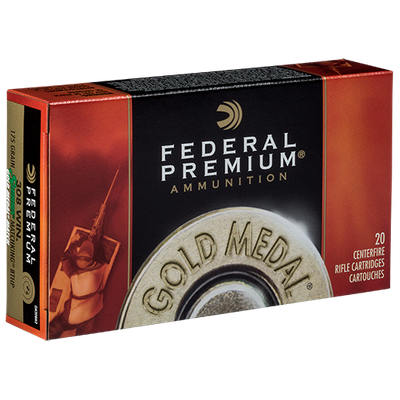 Image 1 of Federal Premium GMM .308 175 Gr. SMK