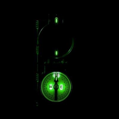 Image 1 of Compass/ Cammenga Lensatic w/ Tritium
