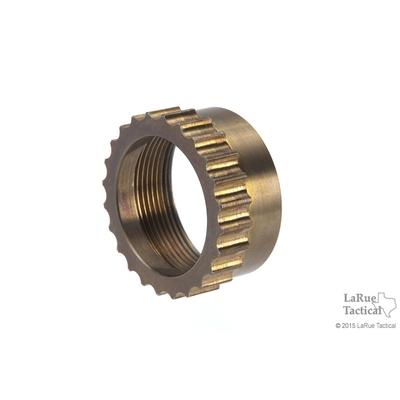 Image 2 of LaRue Barrel Nut for 7.62 OBR & PredatAR