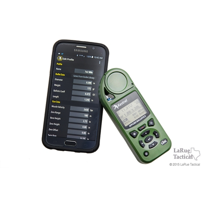 Image 1 of Kestrel Elite 5700 Weather Meter with Applied Ballistics & LiNK