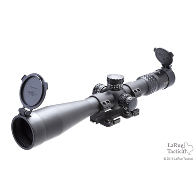 Image 2 of Burris XTR II 5-25x50 Riflescope with SCR Mil/MOA Reticle (34mm) with LaRue QD Mount
