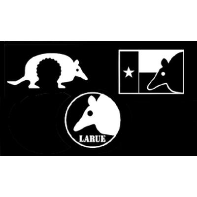 Image 1 of LaRue Vinyl Decals/Stickers