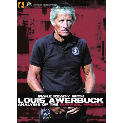 Image 1 of DVD/ Make Ready With Louis Awerbuck: Analysis Of The Survival Mindset