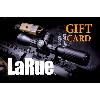 Image 1 of LaRue Gift Card - LT845