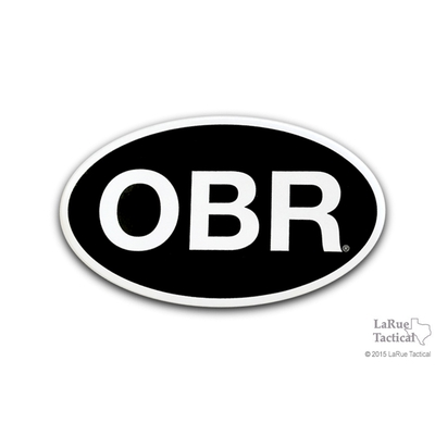 Image 2 of LaRue OBR Oval Decals/Stickers