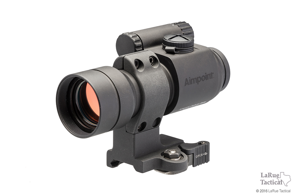 Aimpoint Carbine Optic Aco With Mount Larue Tactical