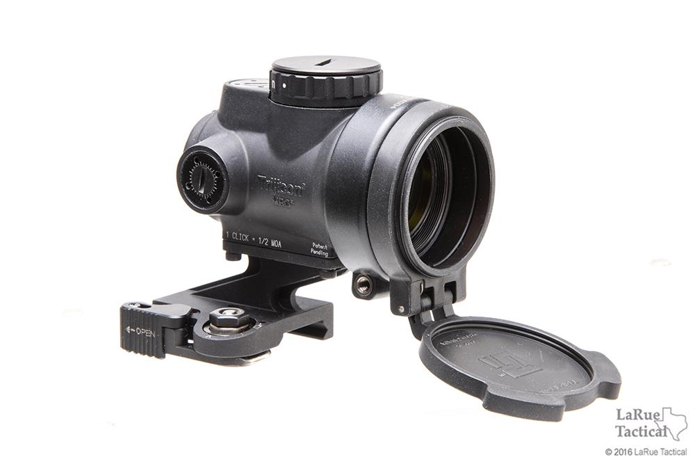 Tenebraex Flip Cover For Trijicon Mro Optics Larue Tactical