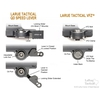 Image of LaRue Tactical ACOG Mount QD LT100
