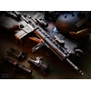 Image of 18 Inch LaRue Tactical OBR (Optimized Battle Rifle) Complete 7.62 Rifle