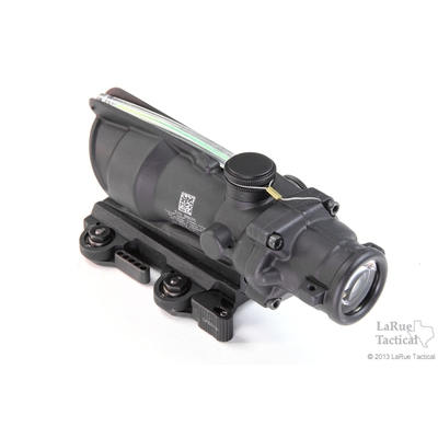 Image 2 of Trijicon ACOG TA31H-G 4x32 Scope w/ Horseshoe / Dot Reticle and M4 BDC and LT100 QD Mount
