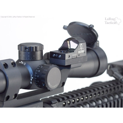 Image 2 of LaRue Tactical J-Point / Dr. Optics / FastFire Attachment LT137